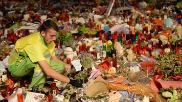 barcelona attacks: las ramblas gifts to go to city museum