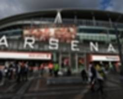 merchandise stolen from arsenal club shop in north london