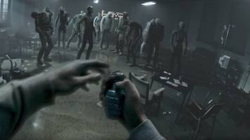 the new 'walking dead' game is kind of a post-apocalyptic 'pokémon go'