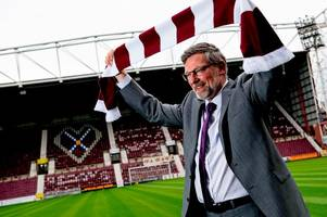 hearts boss craig levein: i don't have to prove myself but i do want to improve myself
