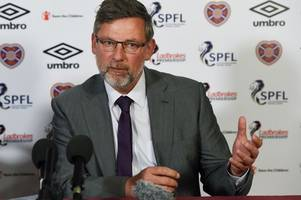 hearts manager craig levein insists he's out to fix the mess he made at tynecastle