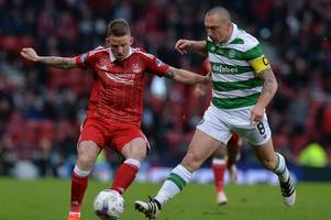 celtic star jonny hayes says he knows nothing about rumours linking him with shock cardiff city loan