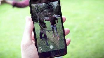 apple and google show off rival augmented-reality tech