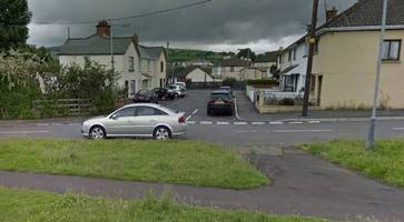police carry out searches into republican terrorist activity in strabane