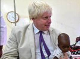 boris johnson travels to the heart of boko haram territory