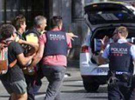 cia 'warned spain 12 weeks before las ramblas isis attack'