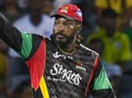chris gayle to feature in west indies t20 vs england