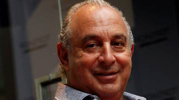 sir philip green sends legal warning to mp frank field over bhs pension deal