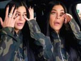 kylie jenner tears up in life of kylie teaser