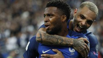 lemar & mbappe score as france hammer netherlands