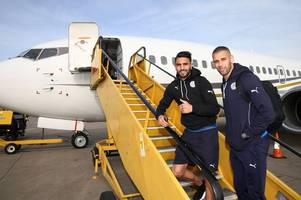 leicester city transfer news: solution to mystery of riyad mahrez, paris airport and deal that never was