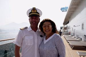 new mega ship msc meraviglia to star in hit channel 5 tv series cruising with jane mcdonald