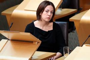 kezia dugdale claims magazine outed her as gay before she could reveal sexuality herself