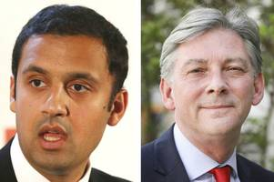 scottish labour leadership branded a 'poisoned chalice' as the party struggles to replace kezia dugdale