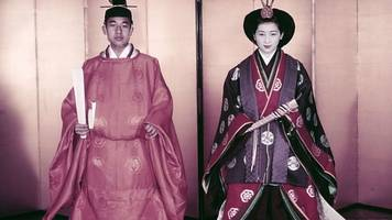 the wedding that broke centuries of tradition