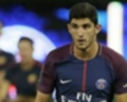 psg's guedes and man utd youngster pereira join valencia on loan