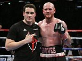 george groves defends shane mcguigan, calls doubters plebs