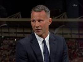 ryan giggs admits he would have started butland over hart