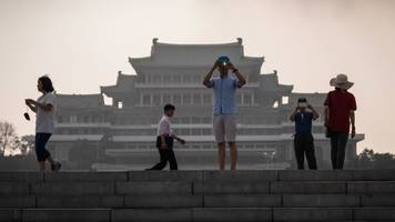 north korea tourism: us travel ban takes effect