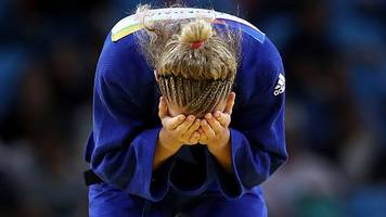 world judo championships: sally conway and gemma howell beaten in budapest