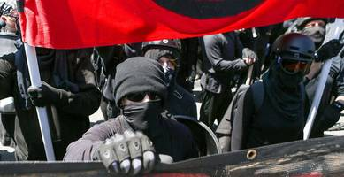 fbi, dhs study reveals antifa as primary instigators of violence at public rallies since april 2016