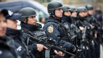 out-of-towners whine about the militarization of the hamptons