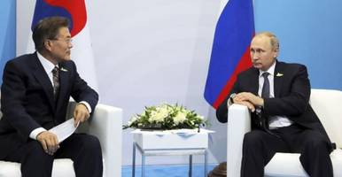 putin's warning to the world: north korea on the verge of a large-scale conflict