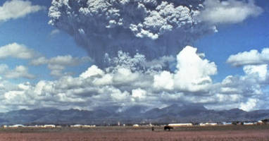 'supervolcano' alert - not just in yellowstone