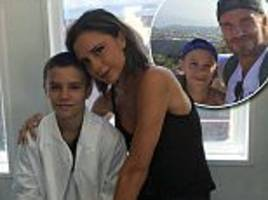 victoria beckham gushes over son romeo on 15th birthday