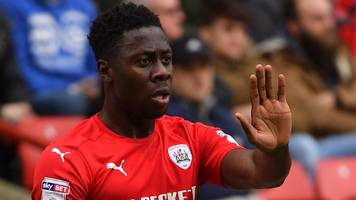 andy yiadom: late paperwork ends swansea hopes of signing barnsley defender