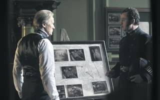 the limehouse golem film review: bill nighy carries victorian gothic drama