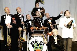 the temperance seven will roll back the years at the regent, christchurch