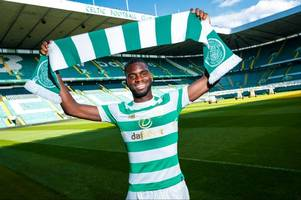celtic signing odsonne edouard can't wait for chance to play against parent club psg in champions league blockbuster