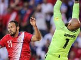 usa world cup qualifying hopes take hit in costa rica loss