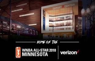 lynx, target center to host 2018 wnba all-star game