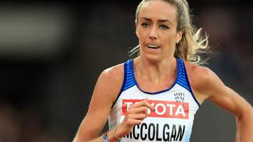 eilish mccolgan sets new 5,000m scottish women's record
