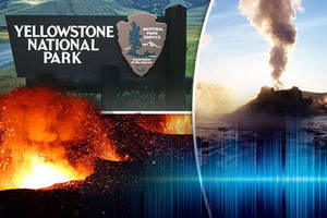 don't mess with yellowstone supervolcano geologists warn nasa