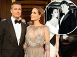 angelina and brad pitt are 'consciously re-coupling'