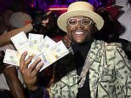 floyd mayweather tried to bet on fight with conor mcgregor