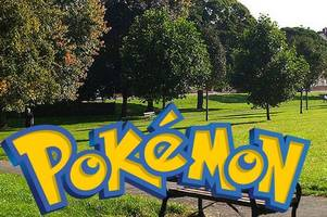 pokémon go hunters shocked to find popular family park re-named 'pedo's playground'