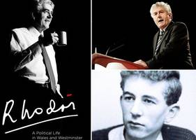 from 'baby morgan' to the father of modern wales – former first minister rhodri morgan's autobiography has been published