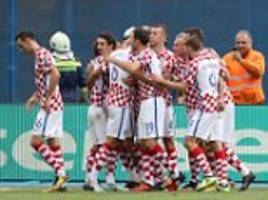 croatia 1-0 kosovo: hosts win game played over two days