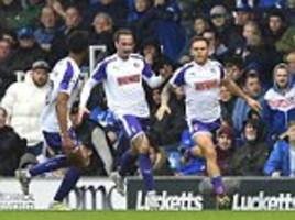 portsmouth 0-1 rotherham: jon taylor winner earns win