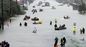 Red Cross Admits It Doesn't Know How Hurricane Harvey Donation Money Is Spent