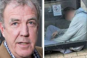 jeremy clarkson: 'we should laugh at the lincoln zombies'