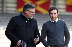hearts boss craig levein insists he never meddled with first-team affairs as director of football