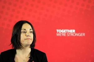who will replace kezia dugdale? richard leonard and anas sarwar give their pitches