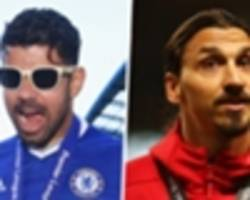champions league squads: costa ditched by chelsea, man utd name ibrahimovic and full details of top teams
