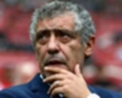 santos: portugal fortunate to survive hungary test