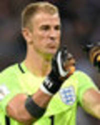 gareth southgate has to drop joe hart: england boss letting his heart rule his head